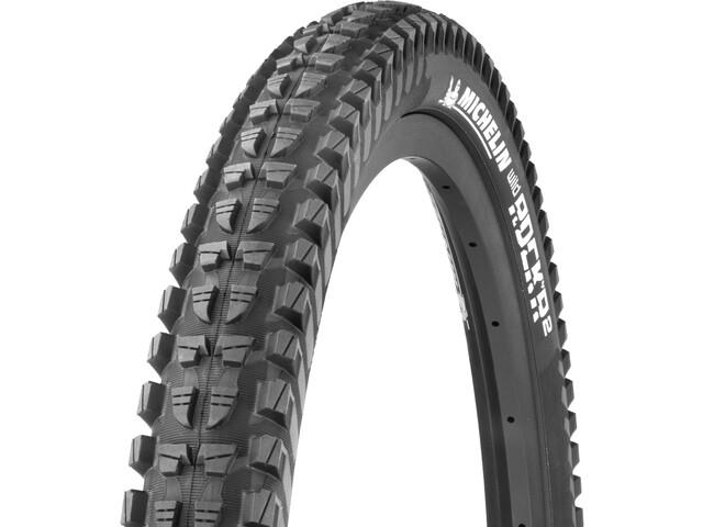 Michelin Wild Rock'R2 Advanced - Pneu vélo - 2.75 pouces pliable renforcé Magix noir